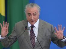 CNI/Ibope: Aprovação a Michel Temer sobe de 3% para 6%