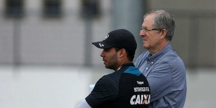 Botago faz proposta para Jair Ventura que decide se fica no clube