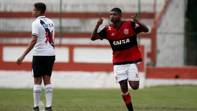 Lincoln pode ir para Espanha (Crédito: Staff Images/Flamengo)