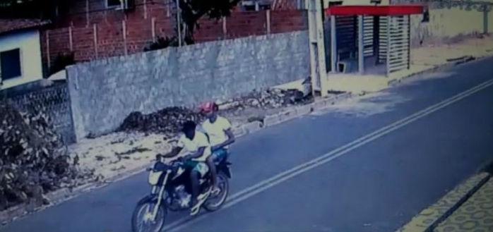 Polícia identifica acusados de executar motoboy em Teresina (Crédito: Rede Meio Norte)