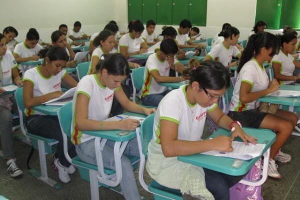 Redução da taxa de analfabetismo foi de aproximadamente 44% (Crédito: Reprodução)