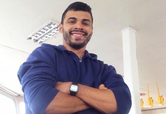 Piauiense Francisco das Chagas Oliveira da Silva (Crédito: Reprodução)