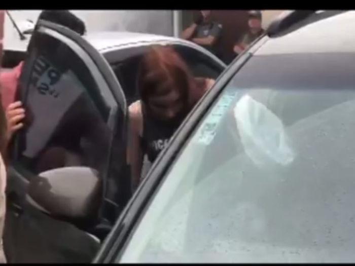 Suzane Richthofen deixa a prisão na 'saidinha' de fim de ano