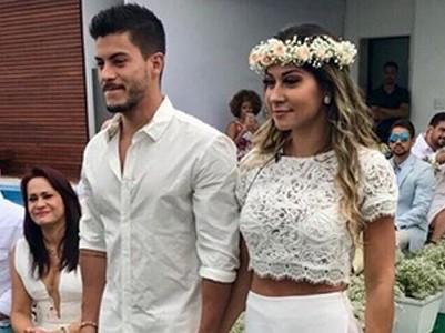 Mayra Cardi surpreende Arthur Aguiar e faz casamento surpresa no RJ