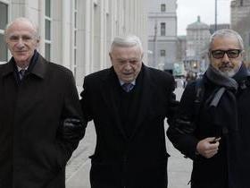 Marin é considerado culpado em seis acusações e vai para prisão