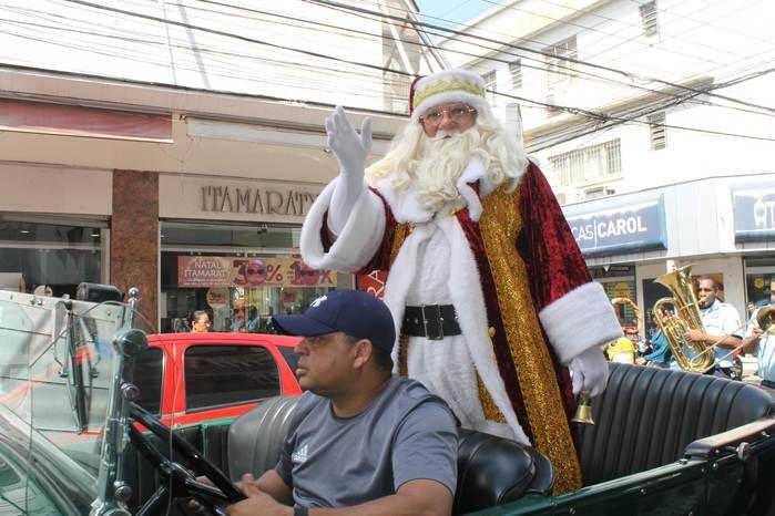 Papai Noel em Teresina