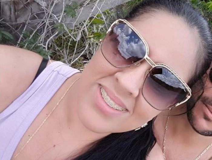 Catiani Maria Neves Anjos  foi picada por uma cobra jararaca (Crédito: Reprodução)