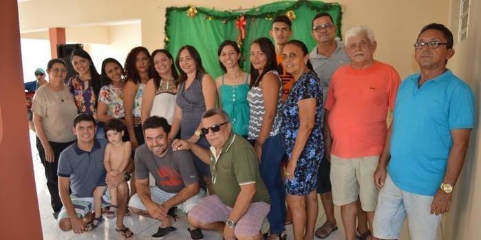 Confraternização da equipe do Escritório Leal & Barbosa
