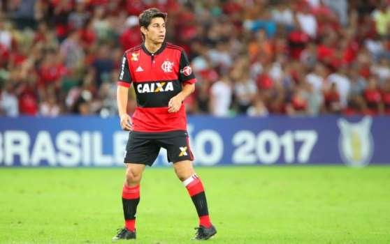 Conca (Crédito: Gilvan de Souza/Flamengo)