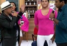 BUTIQUIM: Paulinho Paixão anima o programa Butiquim