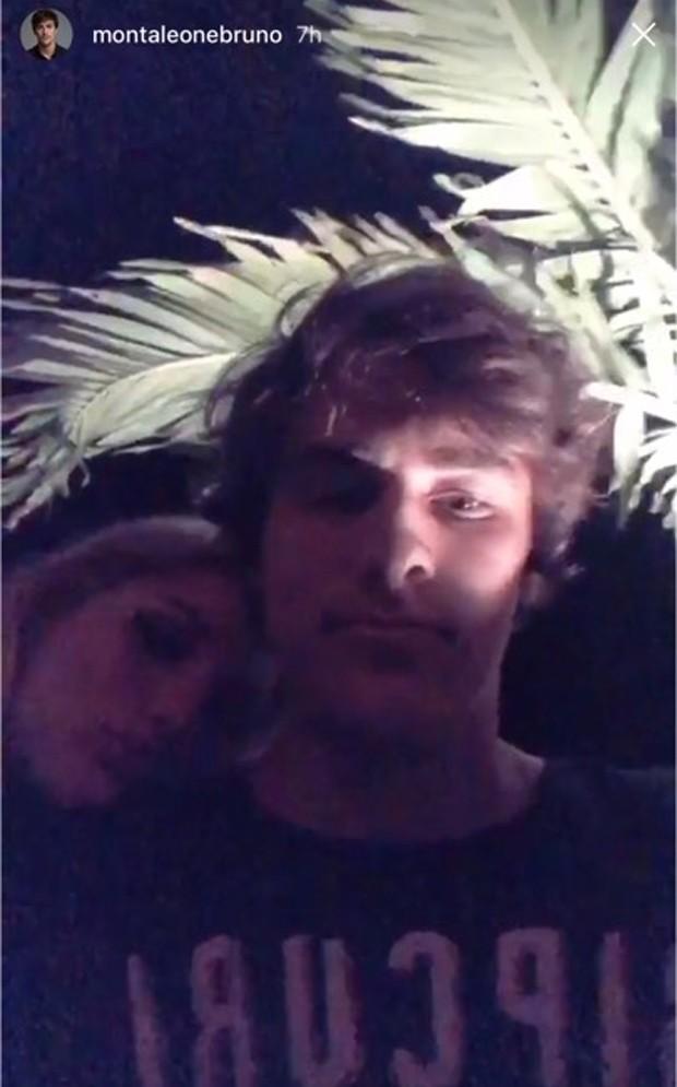 Sasha posa com ator de malhação e levanta suspeita de namoro