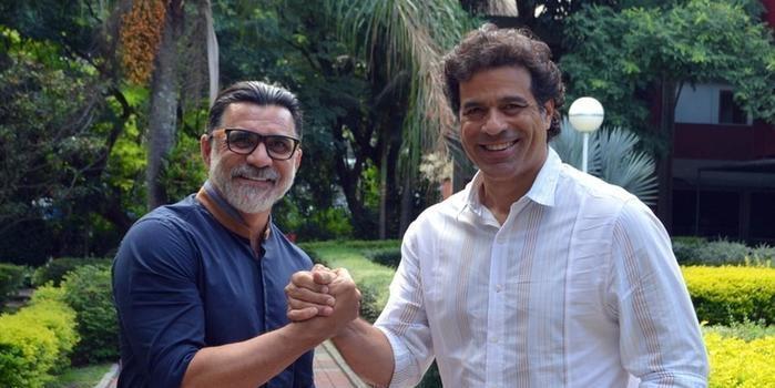 Ricardo Rocha é o novo coordenador de futebol do São Paulo