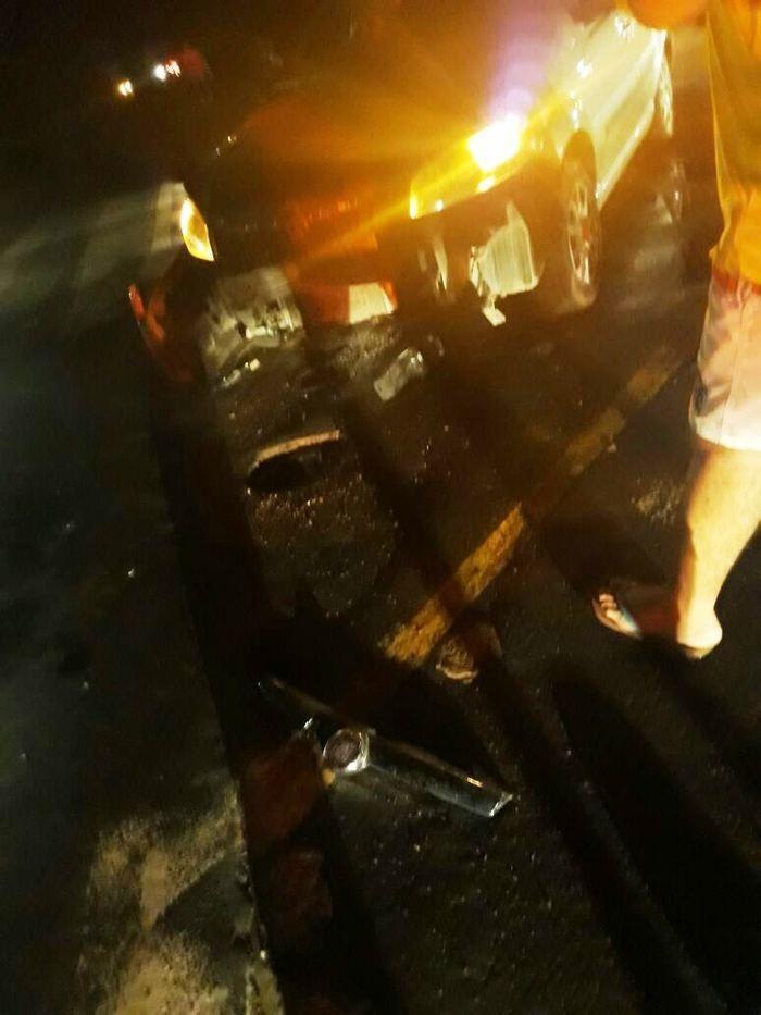 Acidente entre carro e motocicleta deixa vítima fatal na BR 343