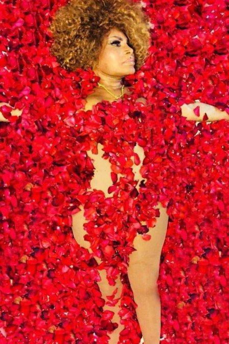 Elza Soares: beleza brasileira  (Crédito: Pedro Loureiro )