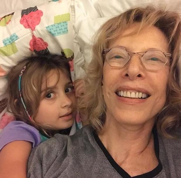 Valentina é filha de Christiano Cochrane com Dani Valente (Crédito: Reprodução )