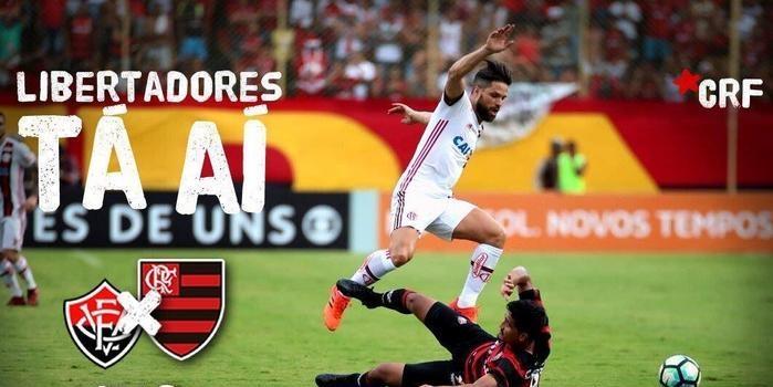 Fla vira no fim e garante vaga na fase de grupos da Libertadores