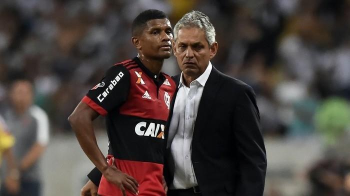 Márcio Araújo deve deixar o Flamengo em 2018 (Crédito: Reprodução )