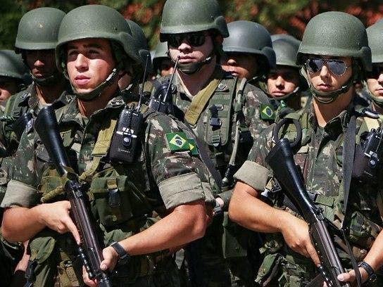 Rio Grande do Norte transfere controle da segurança para o Exército