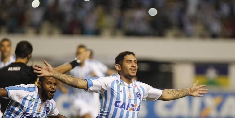 Botafogo fecha com o atacante Leandro Carvalho do Payssandu