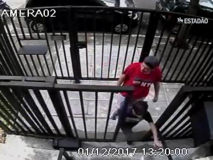 Bandido usa criança de 10 anos para entrar e roubar apartamento