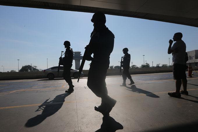 Exército: os nomes dos envolvidos são mantidos em sigilo  (Crédito: (Mario Tama/Getty Images))