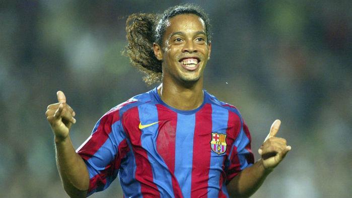 Ronaldinho Gaúcho (Crédito: Getty)