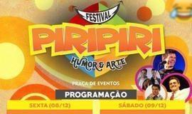 """Festival """"Piripiri Humor & Arte"""" acontece em Piripiri"""