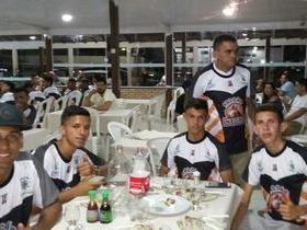 Atletas de Jatobá e Campo Maior participam de torneio em Fortaleza