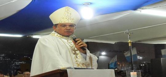 Bispo Dom Francisco de Assis celebra a 7ª novena