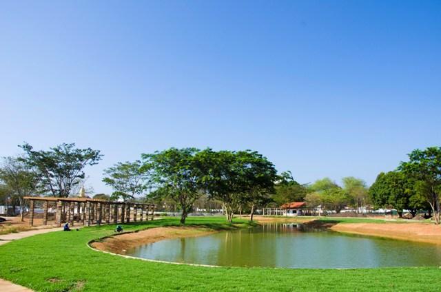 Parque da Cidadania  (Crédito: Reprodução )