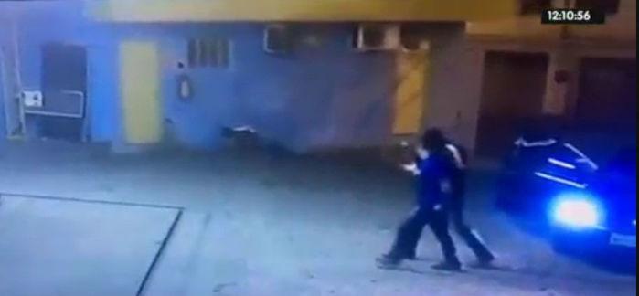 Último assalto registrado em um dos postos (Crédito: Rede Meio Norte)