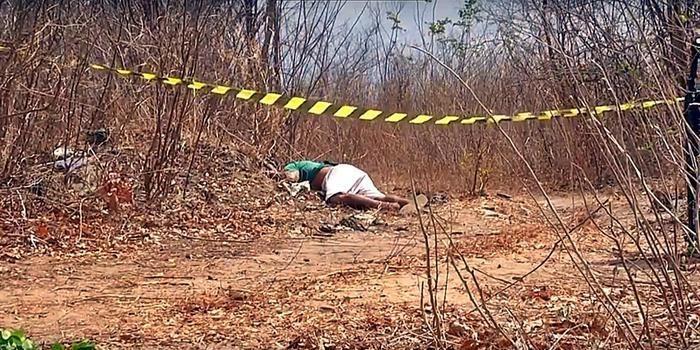 Homem é executado a tiros na zona rural de Cajueiro da Praia