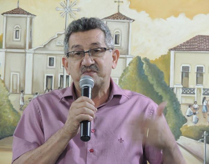 Prefeito Alvimar Martins (Crédito: Edinardo Pinto )