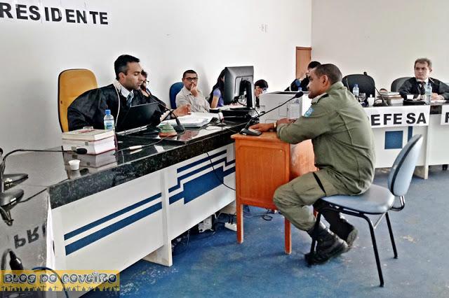PM acusado de matar jovem é absolvido após julgamento em Cocal