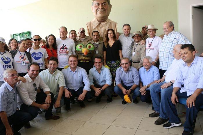 Ministro da Saúde libera verba para Centro de Atenção à Mulher (Crédito: Renato Bezerra)
