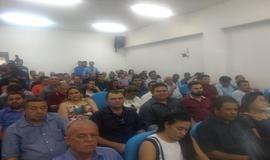 Prefeito de Santo Inácio participa de encontro na APPM