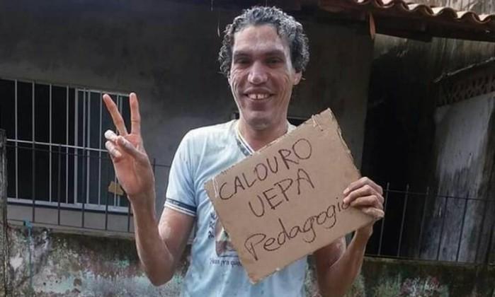 Calouro morreu durante comemoração