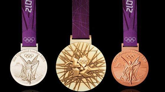 Medalhas de Tóquio (Crédito: Reprodução)