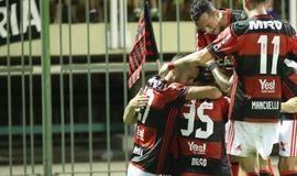Flamengo vence Macaé e segue 100% no Campeonato Carioca