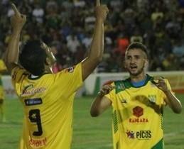 River e Picos empatam por 2 a 2 na abertura do Campeonato Piauiense