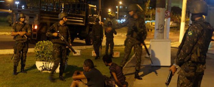 Mais de 700 policiais são indiciados por revolta no Espirito Santo