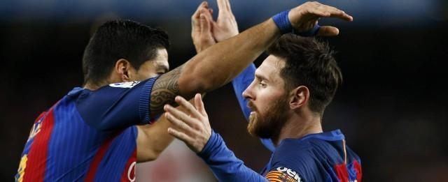 'Ninguém pensa que é melhor que o outro', diz Suárez sobre Barça