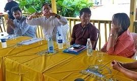 Reunião no litoral do PI trata da gestão da praia de Atalaia