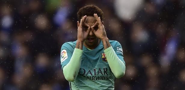 Neymar (Crédito: AP Photo)
