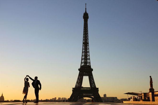 Torre Eiffel (Crédito: Getty)