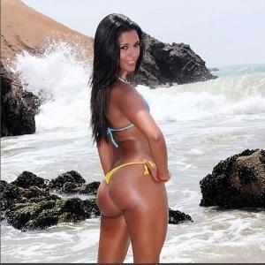 Rocio Miranda (Crédito: Reprodução)