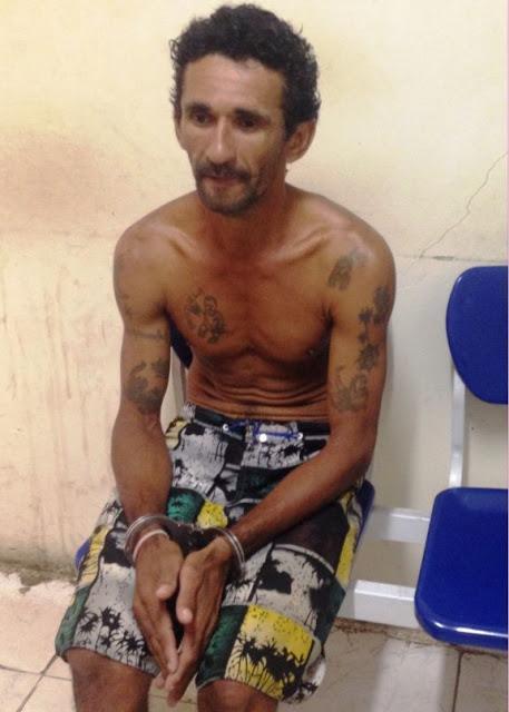 Homem é preso suspeito de furta churrascaria em Parnaíba