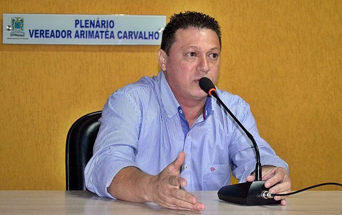 Cristiano Bezerra, empresário.  (Crédito: Kairo Amaral)