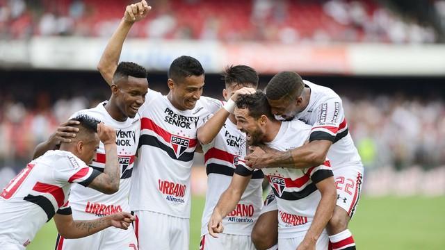 São Paulo faz 5 na Ponte Preta em estreia de Ceni como técnico no Morumbi