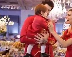 Adriana Sant'Anna comemora primeiro ano do filho em festa luxuosa